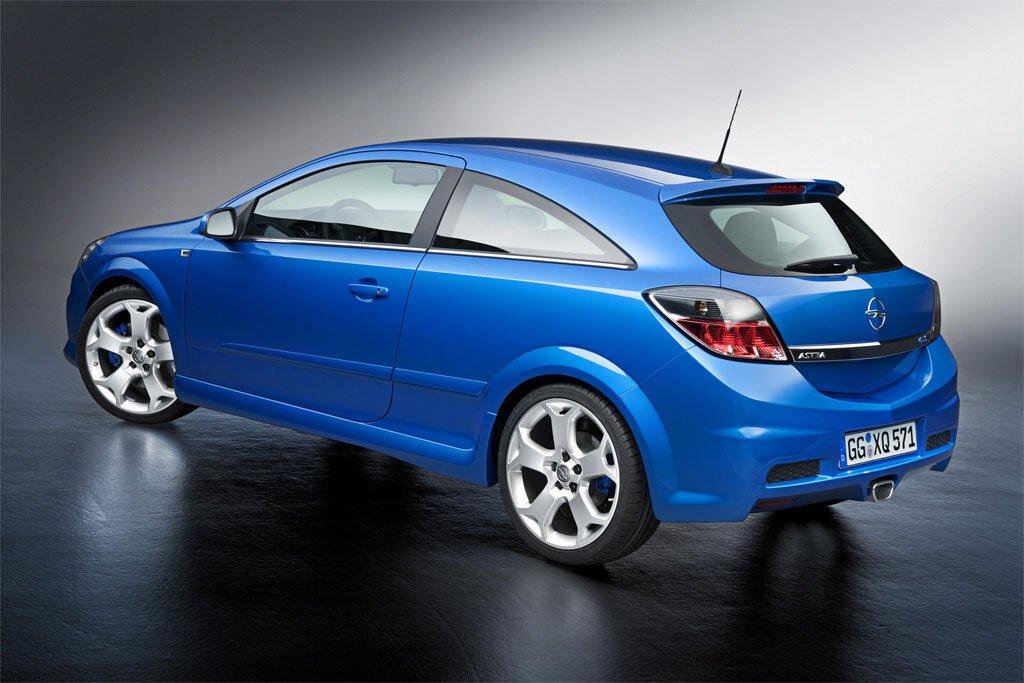 Opel Astra H GTC OPC 5