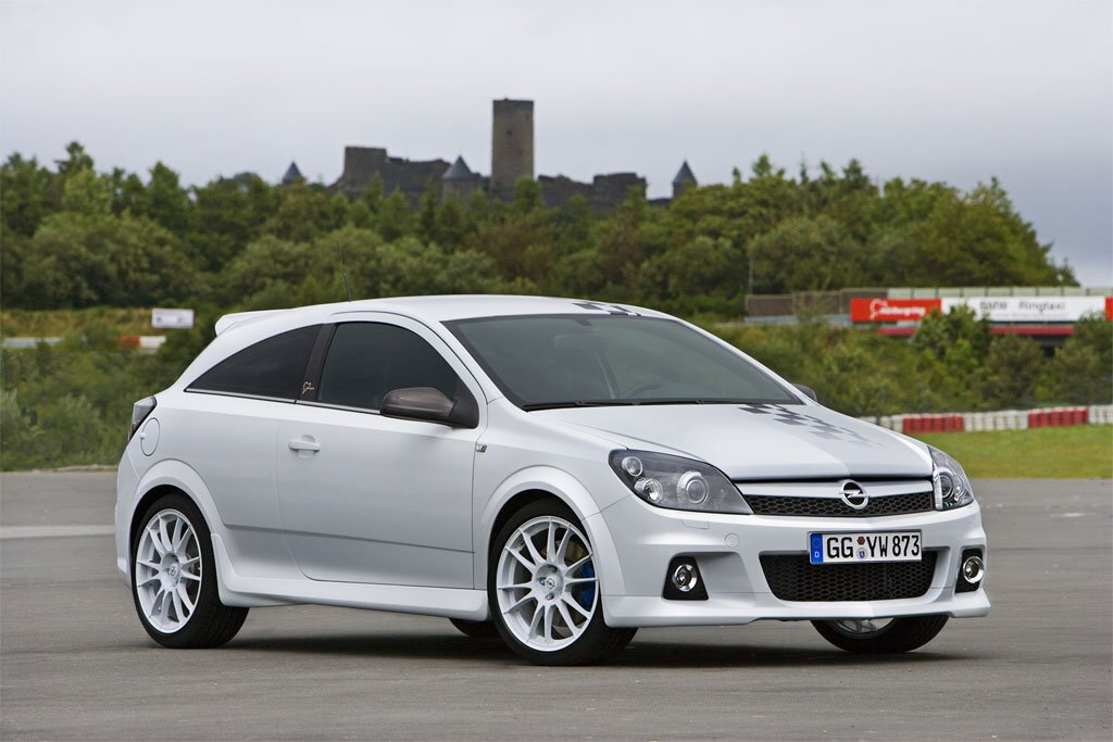 Astra H OPC Nürburgring Edition