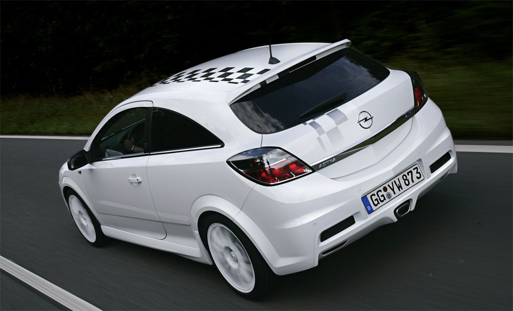 Astra H OPC Nürburgring Edition 3