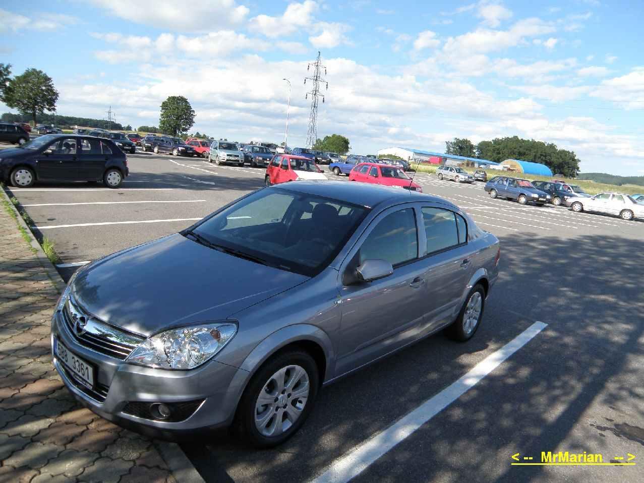 MrMarian - Opel Astra H 2009 - sedan