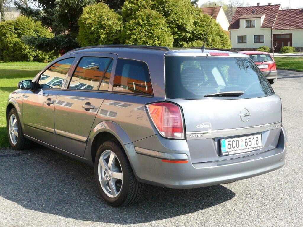 Tlumexova Astra Caravan 1.7 CDTi Enjoy