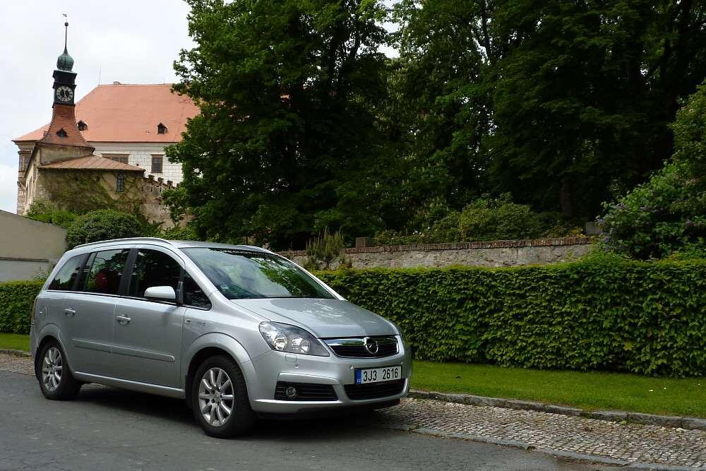 Opel Zafira 1.9 CDTI (88 kW) Automat Cosmo