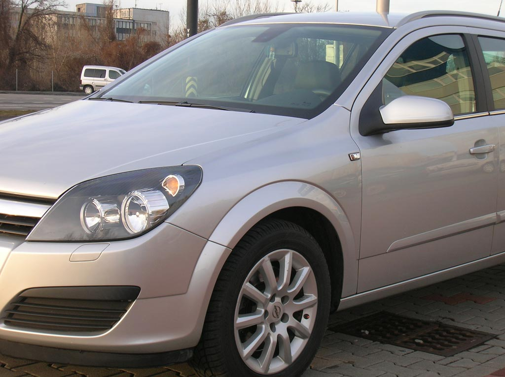 Opel Astra H 1,9 88kW 120PS