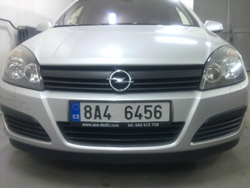Astra H 1,7 CDTI caravan - Pepino