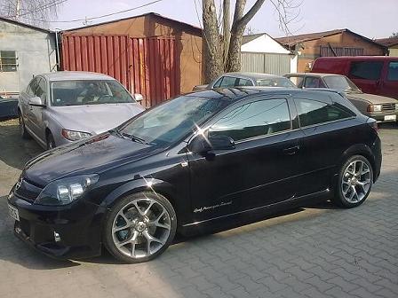 Astra H GTC OPC - Bmw killer :)