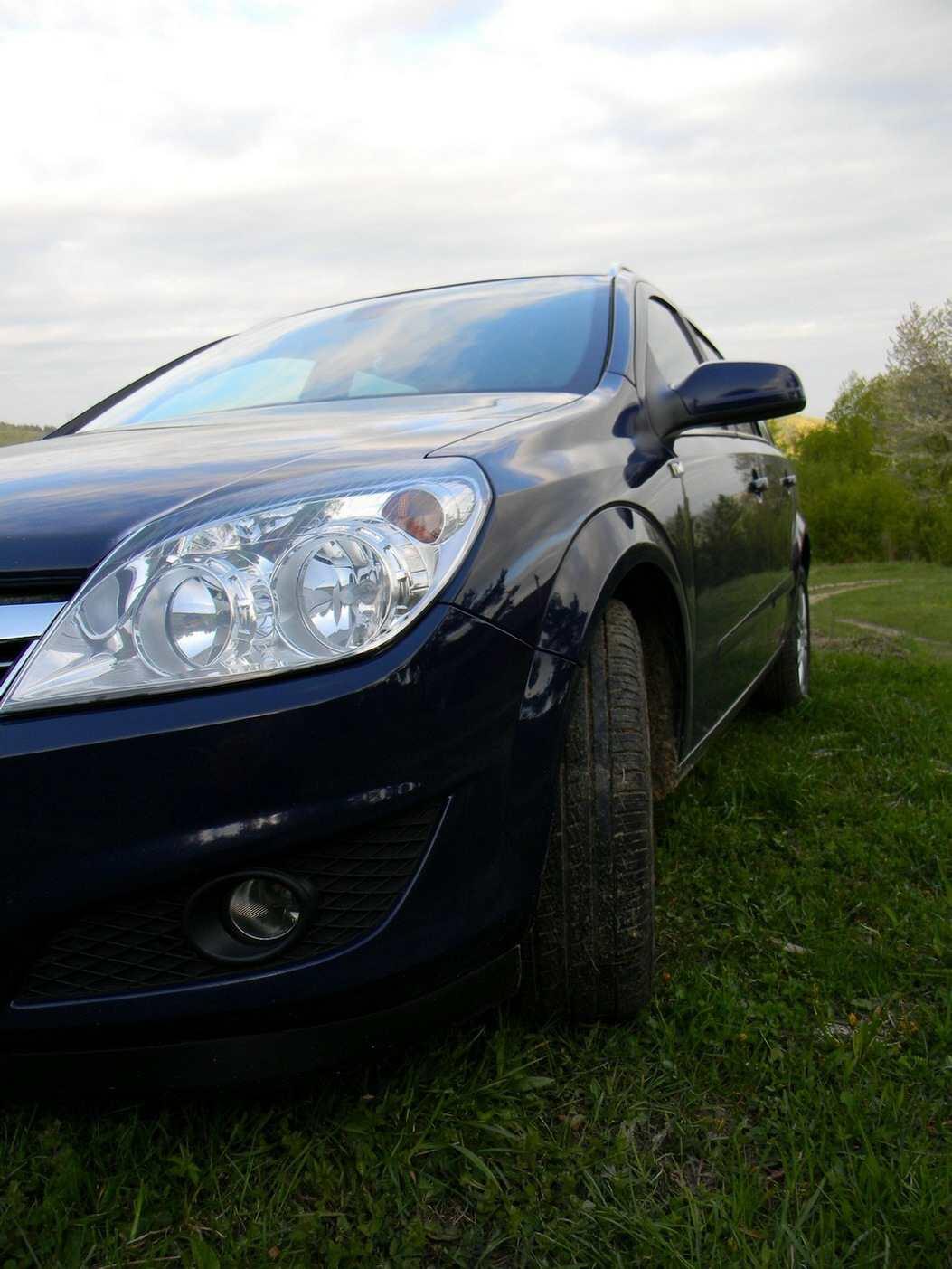 Q-čkové H-čko - Opel Astra Caravan 1.7CDTi