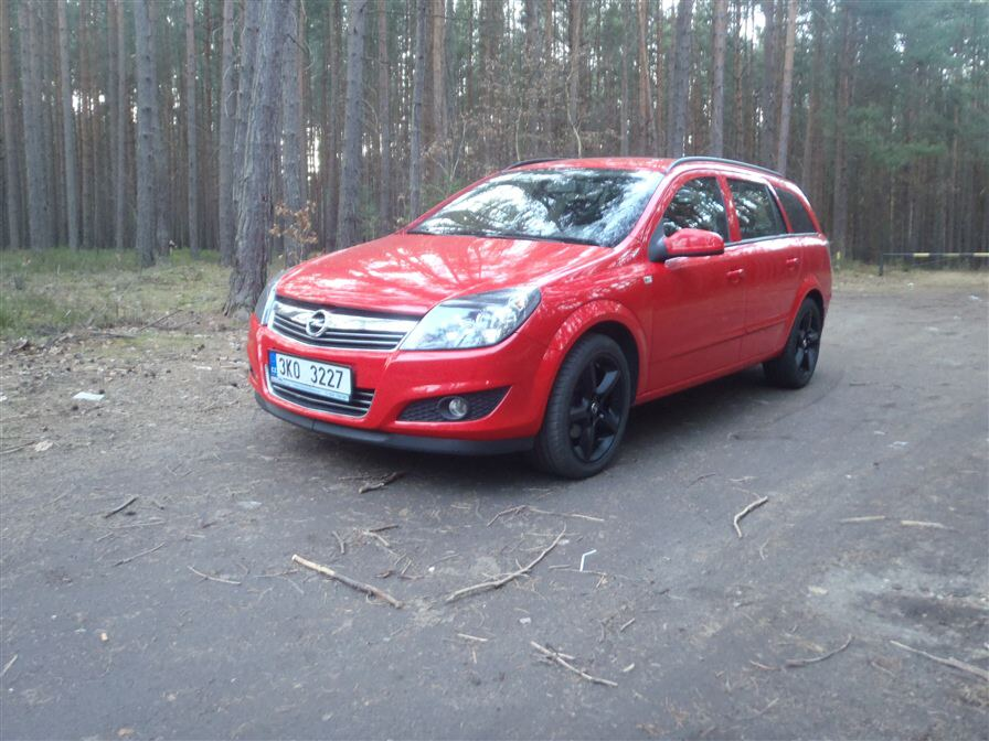 Jirkovo Astra H caravan