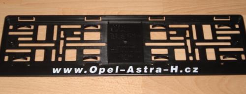 Samolepky Opel Astra H