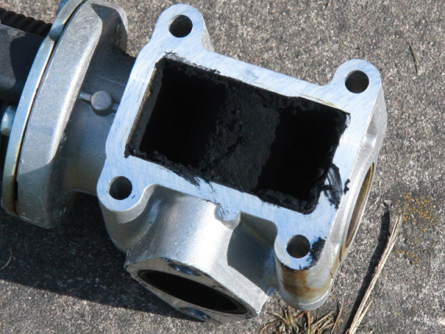 EGR ventil - čištění