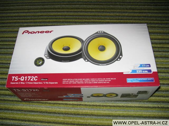 Pioneer repro TS-Q172C