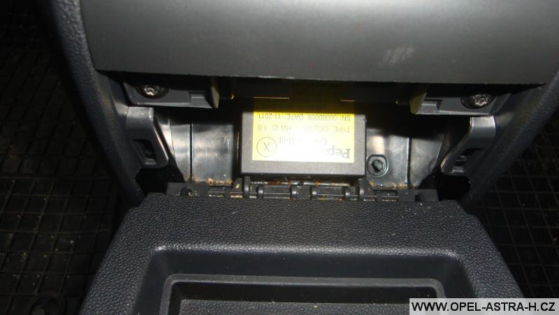 MKJ - Modul komfortní jednotky
