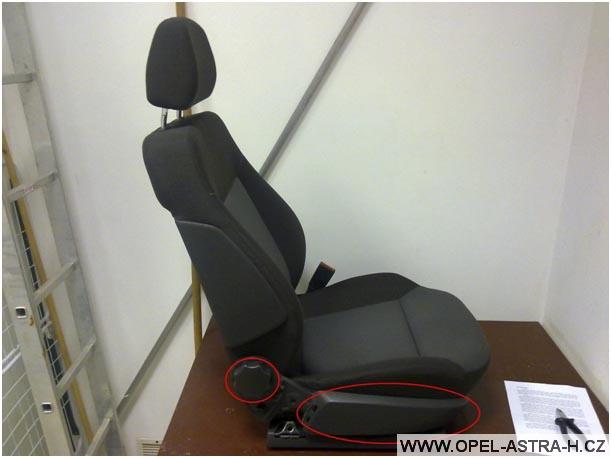 Vyhřívání sedaček