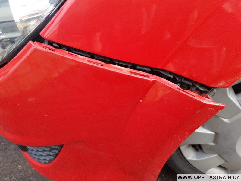 Výměna xenonové výbojky Opel Astra H 14