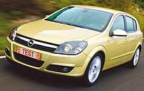 Opel Astra 1.6 Easytronic