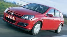 Opel Astra 2.0 Turbo