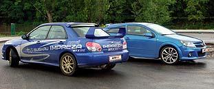Opel Astra 2.0 OPC