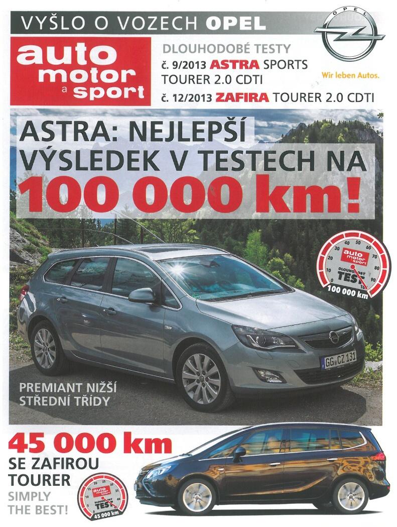 Opel Astra J test 1