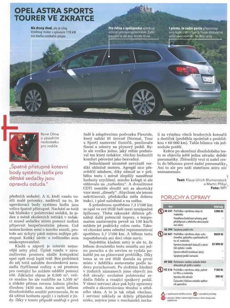 Opel Astra J test 5