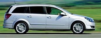 Opel Astra Caravan H 1.7 CDTI – Pokračování načaté tradice