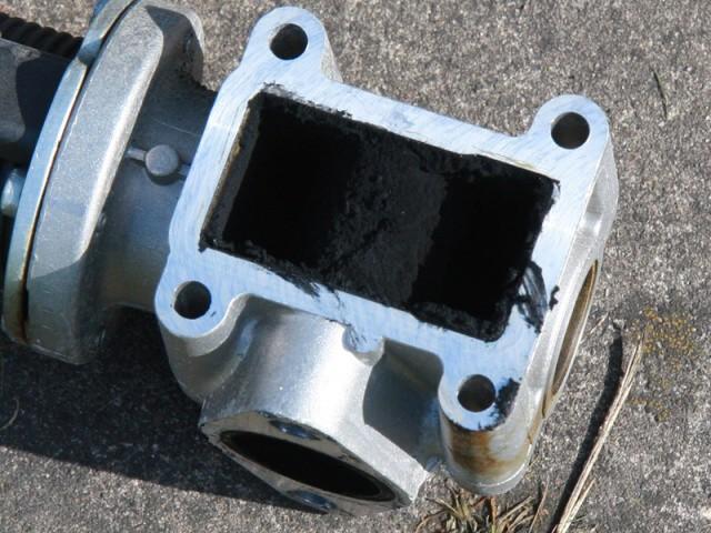 Čištění AGR (EGR) ventilu
