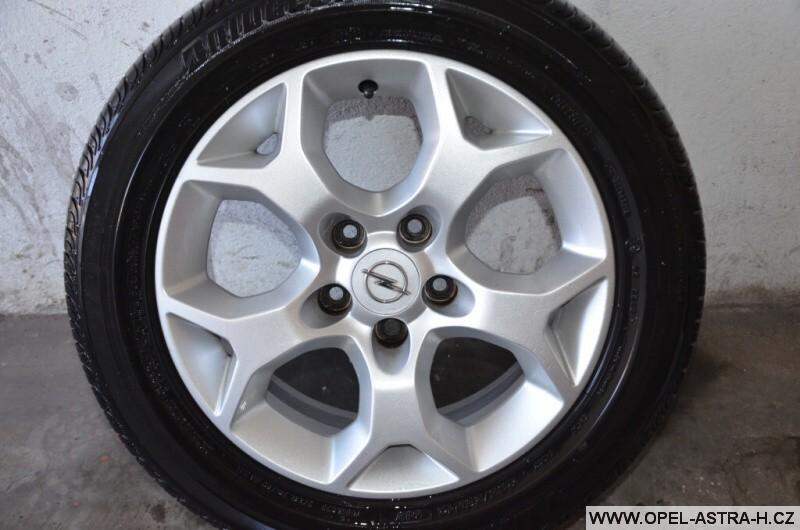 """Originální alu disk Opel Astra H 16"""""""