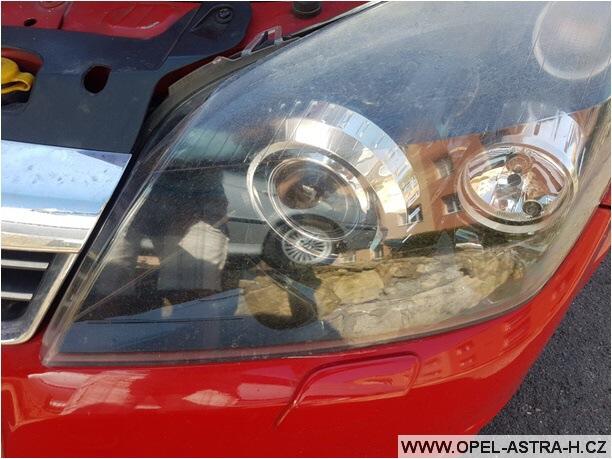 Jak vyleštit plastová světla na autě 04