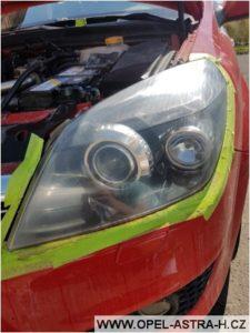 Jak vyleštit plastová světla na autě 11