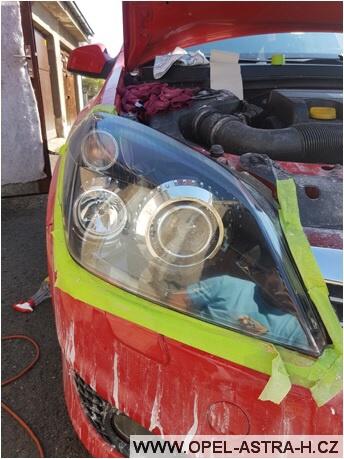 Jak vyleštit plastová světla na autě 13