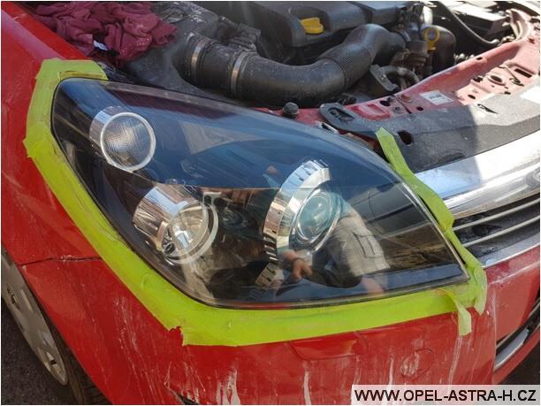 Jak vyleštit plastová světla na autě 15