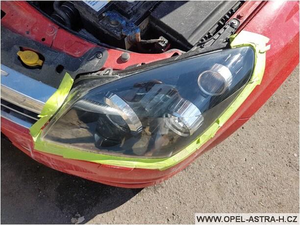 Jak vyleštit plastová světla na autě 16