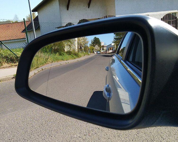 Levé zpětné zrcátko Opel Astra H