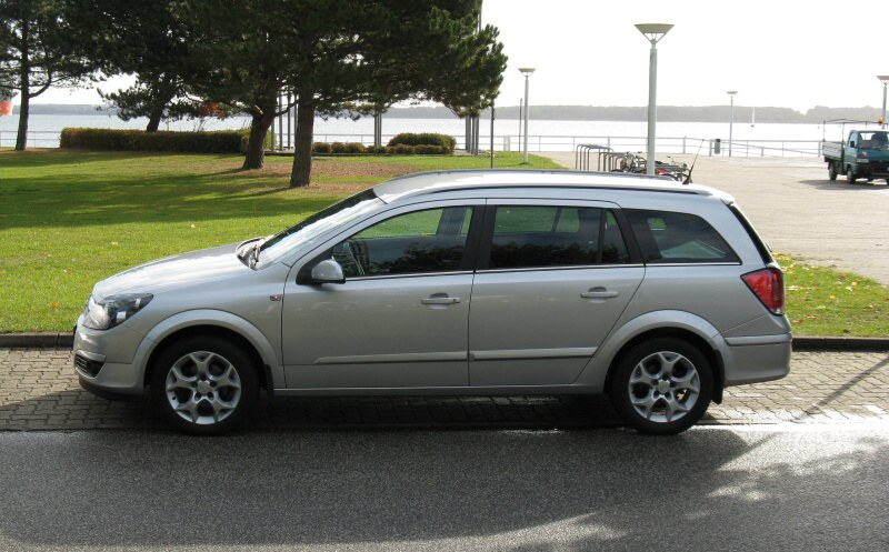 opel astra h 1.8 automat