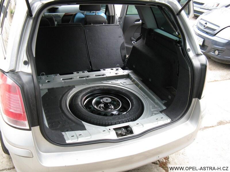 Opel astra h rezerva