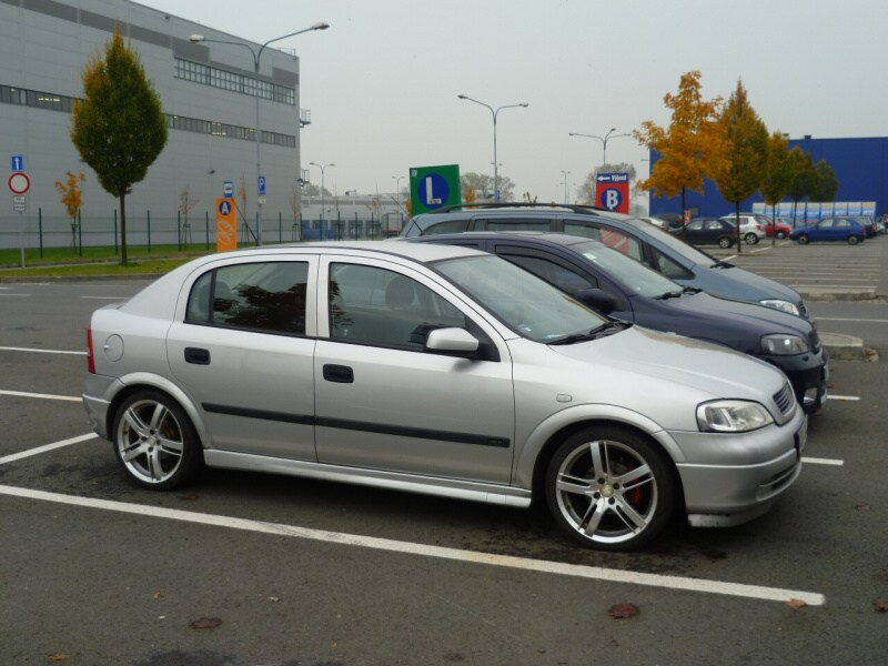Opel Astra-Zafira sraz OSTRAVA 16.10.2010